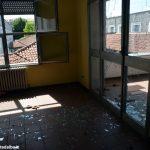Vandalismi nell'ex tribunale: il dibattito politico si fa duro
