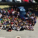 Gli allievi della scuola Coppino in visita alla caserma dei Carabinieri