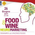Vincenzo Russo ad Alba per il seminario Neuromarketing food & wine