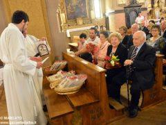 Anniversari di nozze: a Canale 34 coppie hanno festeggiato domenica 2
