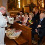 Anniversari di nozze: a Canale 34 coppie hanno festeggiato domenica