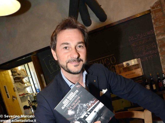 La vacanza italiana di Aliberti Gerbotto, un giallo che porta in giro nella Granda
