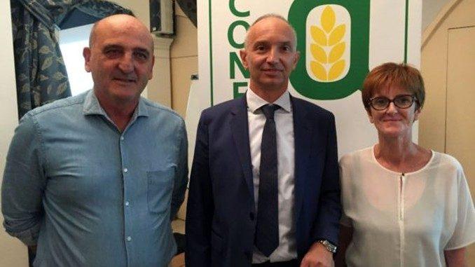 Il nuovo presidente regionale di Confagricoltura è cuneese