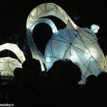 Ad Alba una sfilata di lanterne per Burattinarte e Arlecchino