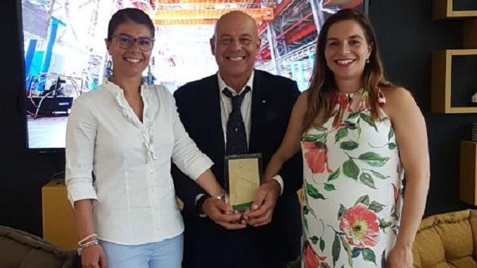 Bra Servizi premiata a Torino per le politiche a favore della parità tra uomo e donna
