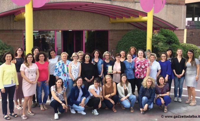 Bra Servizi premiata a Torino per le politiche a favore della parità tra uomo e donna 1