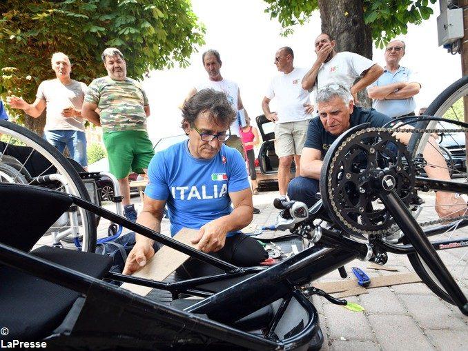 Ciclismo: assegnati nel Canavese i titoli italiani a cronometro 1
