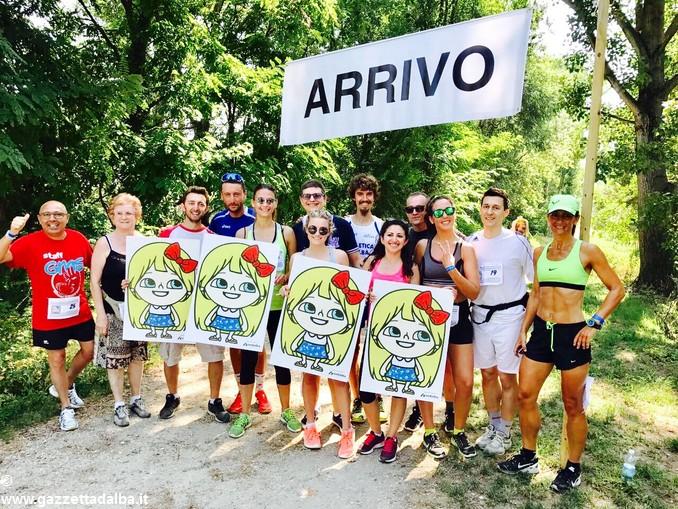 Corri con Letizia 01 – Arrivo