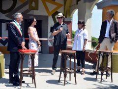 David Tremlett inaugura la cappella restaurata a Coazzolo. Ecco le foto 9