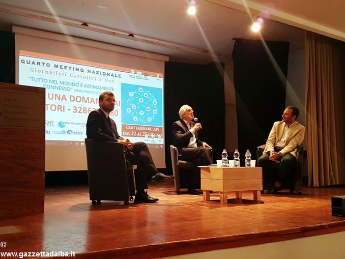 Direttore Ferragni, Daniele Bellasio e Massimiliano Padula