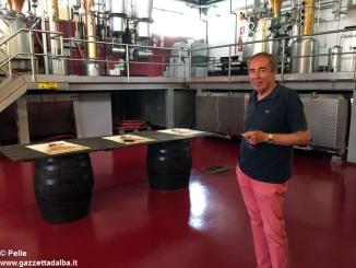 La distilleria Santa Teresa di Alba festeggia i 40 anni all'Enologica 3