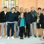 Don Ciotti ospite a sorpresa alla serata di fine anno della media Pertini