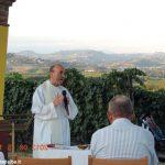 Tre comunità parrocchiali riunite in festa intorno a don Franco Gallo