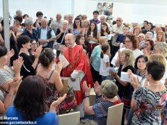 Mussotto, Piana Biglini e Scaparoni in festa per don Franco Gallo: le foto 1