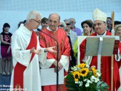 Mussotto, Piana Biglini e Scaparoni in festa per don Franco Gallo: le foto 8