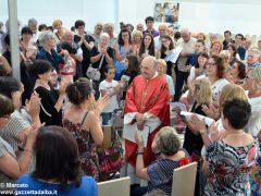 Mussotto, Piana Biglini e Scaparoni in festa per don Franco Gallo: le foto 2