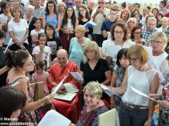 Mussotto, Piana Biglini e Scaparoni in festa per don Franco Gallo: le foto 4