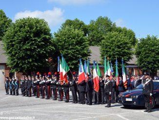 A Cuneo si ricorda il 203° anniversario della fondazione dell'Arma dei Carabinieri