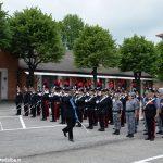Festa dell'Arma dei Carabinieri. Consegnati gli encomi ai militari