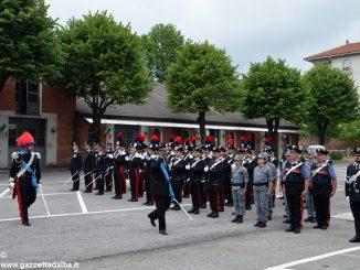 Festa dell'Arma dei Carabinieri. Premiati i militari