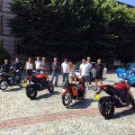 È partito da Alba l'ecotour sulla mobilità sostenibile: ecco i video