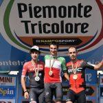 Ciclismo: assegnati nel Canavese i titoli italiani a cronometro