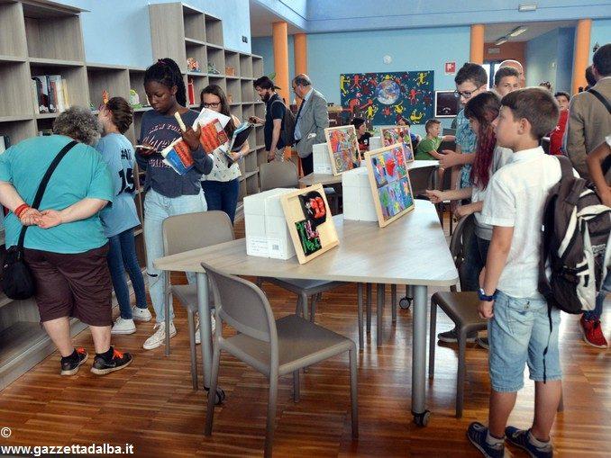 Inaugurata a Mussotto la nuova biblioteca 22