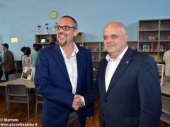 Inaugurata a Mussotto la nuova biblioteca 14