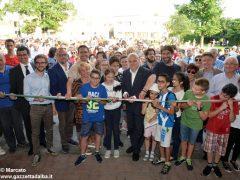 Inaugurata a Mussotto la nuova biblioteca 21