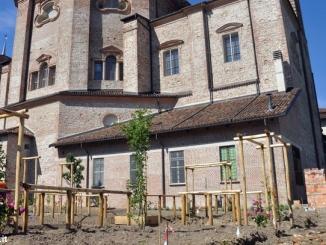 Sabato l'inaugurazione del rinnovato orto-giardino dei Somaschi