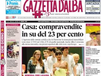 La copertina di Gazzetta di martedì 6 giugno