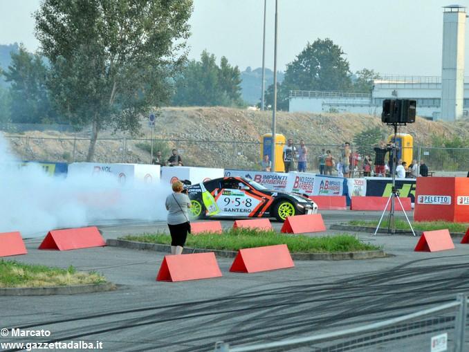 Rally show 3