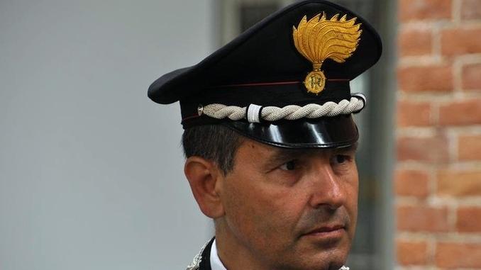 Il maggiore Ricchiuti dall'Arma alla sicurezza della Ferrero