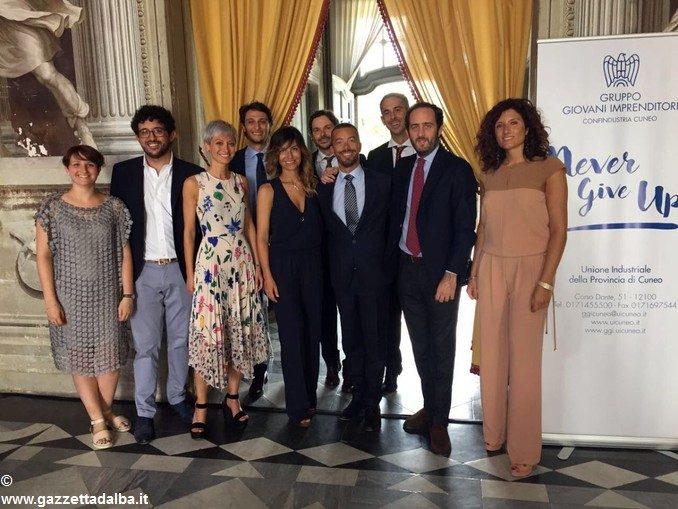 Alberto Ribezzo, di Monforte d'Alba, è il nuovo presidente dei Giovani Imprenditori 1