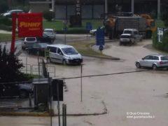 Bomba d'acqua: la furia del nubifragio si abbatte sul Roero 3