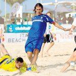 Beach soccer: la pioggia fa slittare Italia-Argentina alle 10.30 di sabato 1°luglio