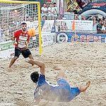 Sulla sabbia di Alba stanno arrivando gli azzurri del beach soccer