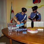 Blitz dei Carabinieri all'alba contro il contrabbando e il terrorismo