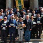 Fotogallery: consegnate le targhe d'onore ai 17 maestri del lavoro cuneesi