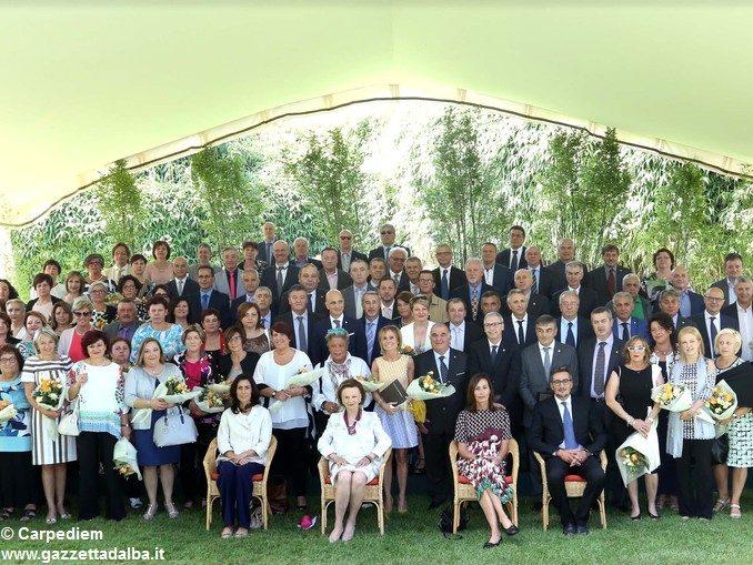 Venerdì la Ferrero premia 538 anziani del Gruppo 7