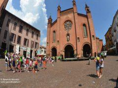 """Quasi mille bambini in piazza Duomo per la """"Festa delle buone energie"""" di Egea 3"""