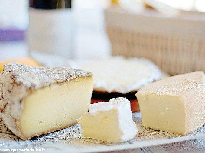 I formaggi cuneesi cercano riscatto al castello di Grinzane Cavour