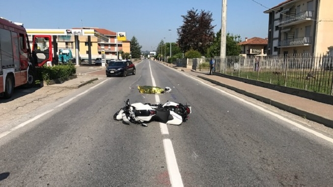 Incidente mortale a Santa Vittoria