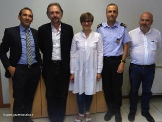 "Incontro con Aca e associazione ""Commercianti centro storico"": Scavino annuncia l'installazione di nuove telecamere per migliorare la sicurezza"