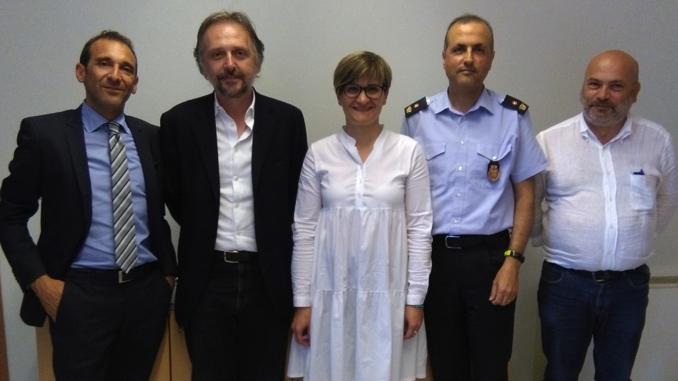 """Incontro con Aca e associazione """"Commercianti centro storico"""": Scavino annuncia l'installazione di nuove telecamere per migliorare la sicurezza"""