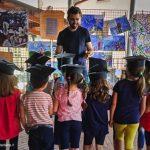 Paolo Tibaldi: una lettera per dire grazie ai suoi piccoli attori