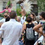 Piazza San Paolo in samba, buona la prima