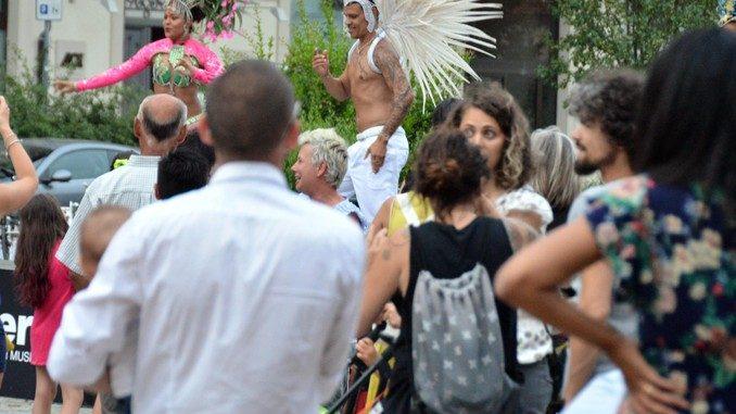 Piazza San Paolo in samba, buona la prima 3