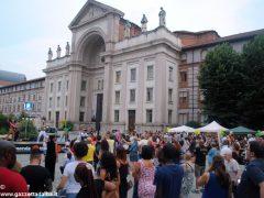 Piazza San Paolo in samba, buona la prima 4