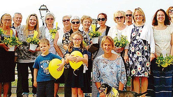 Alla festa del Piedibus sono premiati bambini e numerosi volontari